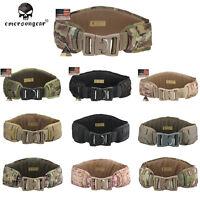 EMERSON Tactical Belt Duty Belt Padded Molle Belts Combat Military Duty Gear CP