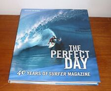 THE PERFECT DAY 40 YEARS OF SURFER MAGAZINE BY SAM GEORGE