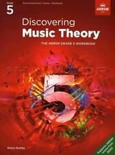 More details for discovering music theory abrsm grade 5 workbook from 2020 same day dispatch
