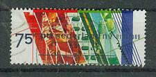 Briefmarken Niederlande 1989 Privatisierung der Post Mi.Nr.1357