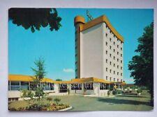 FROSINONE HENRY HOTEL Via Piave vecchia cartolina