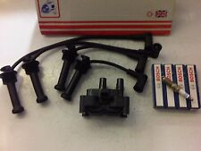 FORD FIESTA MK6 & FUSION 1.25 1.4 1.6 16V IGNITION COIL PLUGS & HT LEADS 2005-on