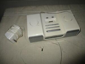 IHome iH5 Ipod Docking Station ~ ipod player / am & fm radio / alarm & clock