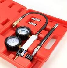 """Cylinder Tester Leak Detector Engine Compression Tester Gauges 14.4"""" US Shipping"""