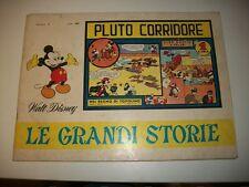 LE GRANDI STORIE WALT DISNEY N.4:PLUTO CORRIDORE.MONDADORI APRILE 1967