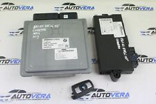 BMW E60 E61 535xi 535i N54 ENGINE CONTROL UNIT ECU CAS 3 AND KEY 7583332