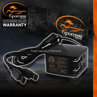 SportDOG SAC00-12650 Battery Charger AC/DC SD-350 400 800 1200 1850 2000 3200