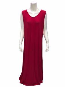 Attitudes by Renee Womens Regular Como Jersey Set of 2 Maxi Dresses X-Large Size