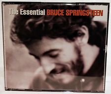 THE ESSENTIAL BRUCE SPRINGSTEEN Limited Edition 3-CD w/ Bonus Tracks  NICE !