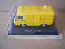 Legendary Cars ROCAR TV 12F Furgone 1:43 Die Cast [MV00]