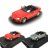 1:43 Honda S2000 Cabriolet Model Car Diecast Gift Toy Vehicle Kids Collection