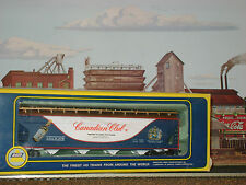 Rare * Canadian Club * 55' Center Flow Hopper Tyco Ho Scale Trains *mint*