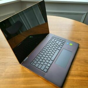 HP Spectre 15 x360 Premium 2-in-1 4K UHD Touchscreen Laptop i7-7550U Nvidia UK