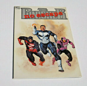 The Punisher; No Escape, TPBs/Graphic Novels, Marvel 1990