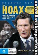 The Hoax DVD NEW, FREE POSTAGE WITHIN AUSTRALIA REGION 4