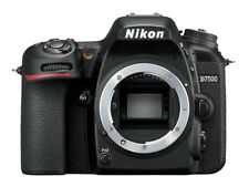 New Nikon D7500 20.9MP DX 4K 8 fps CMOS DSLR