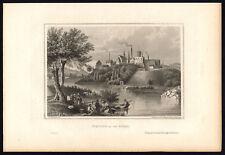 Antique Print-WESTPHALIA-WETTER-RUHR-VIEW-GERMANY-Schucking-Mayer-1872