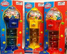 Dubble Bubble Chewing Gumballs Dispenser Dispensing Machine or Sweet Refill Pack