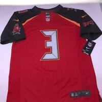 Tampa Bay Buccaneers Jameis Winston Nike Red Jersey Youth 14/16 Large