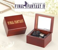 Japan Sankyo Engrave { FINAL FANTASY }  Music Box  ♫ Final Fantasy Soundtrack ♫