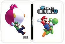 Super Mario Bros U steelbook rare (no game)