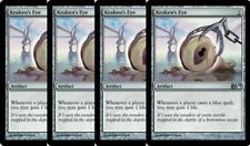 4x Kraken's Eye MP Magic 2012 MTG Colorless Uncommon