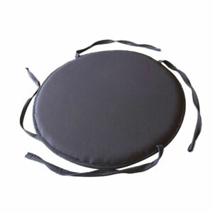 Round Garden Chair Pads Seat Cushion For Outdoor Bistro Stool Patio Dining Room
