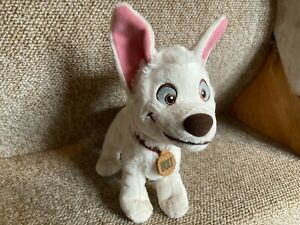 Bolt Disney beanie plush small Toys-R-Us exclusive from 2008 RARE