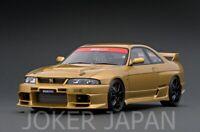 Ignition Model IG1925 1/18 TOP SECRET GT-R (BCNR33) Gold