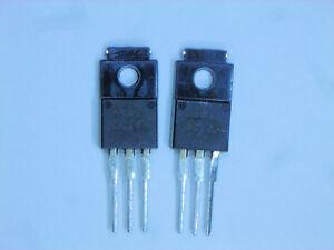 """2SK817 """"Original"""" NEC MOSFET  Transistor  2  pcs"""