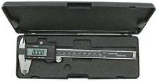 "DIGITAL CALIPER STAINLESS STEEL  6"" LCD SAE METRIC"