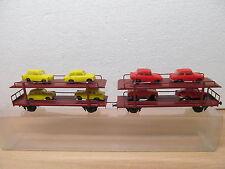 MES-35478DDR H0 Autotransport für Bastler/Ersatzteil,