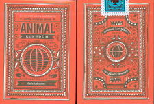 CARTE DA GIOCO ANIMAL KINGDOM,poker size by Theory11