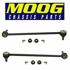 Pair Set of 2 Front Stabilizer Bar Link Ends Moog for Kia Hyundai Optima Sonata