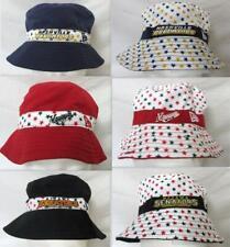 New Era Toddler Size Youth Reversible Bucket Cap Hat, Various NHL Teams E1 845
