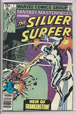 Fantasy Masterpiece #7 Starring Silver Surfer - Marvel Comics Bronze Age FN 1980