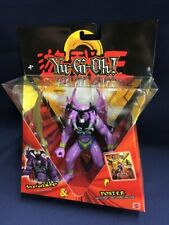 Yu-Gi-Oh 2002 Mattel Swordstalker Action Figure w/Poster New! Free Shipping!