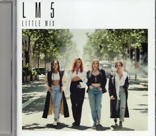 Little Mix - LM5 (2018 CD) New & Sealed