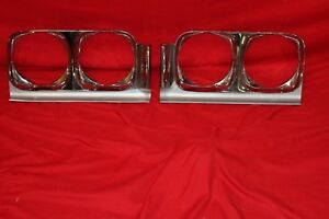 1971 Buick GS Headlight Bezels