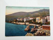 Laurana Postkarte Illustrierte A Farben Reiste (Cro 64)