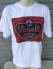 Vimalt Healthy Wheat Court Avenue Brewing Iowa White T-Shirt Large Dr Recommend