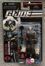 "GI Joe POC Pursuit Cobra Destro 1012 30th Anniversary 3.75"" Figure Complete V26"