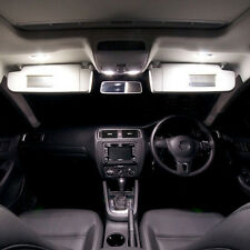 Per VW Passat B7 2010+ LED Lampadina Completo Interno Kit Set Bianco 15Ps senza errori