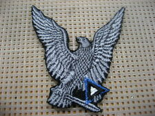 Estonian Air Force Pilot Wings badge cloth 1930s