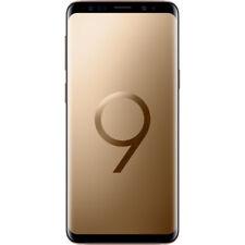 "Samsung Galaxy S9 Dualsim Desbloqueado Oro Gold 64GB LTE Android Smartphone 5,8"""