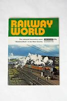 Back Issue Railway World Magazine: December 1972 Excellent Condition