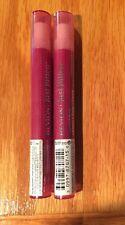 Revlon Just Bitten Lipstain + Balm 015 - Frenzy  lot of 2 TUBES