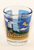 DELAWARE STATE WRAPAROUND SHOT GLASS SHOTGLASS