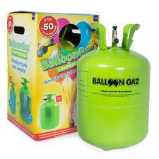 FOLAT 25203 - XXL Ballongas Helium Luftballons Folienballons Einwegflasche 0,4m³