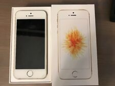 iPhone Gold 5se 64 GB AT&T Excellent Condition. Original Box Included